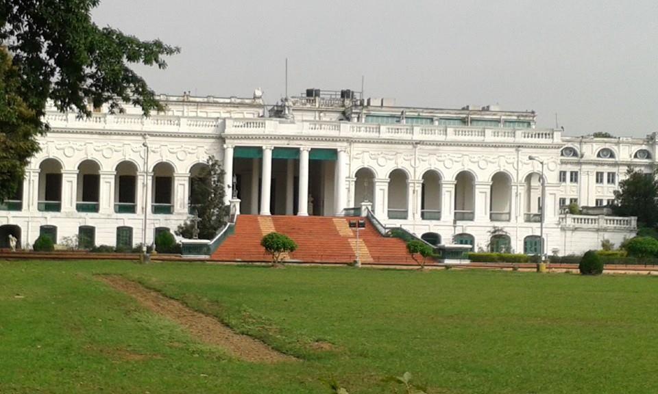 haunted National Library, Alipore kolkata