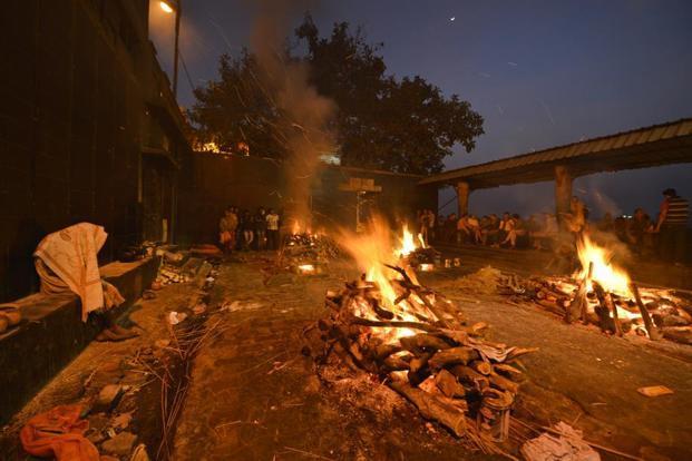 haunted Nimtala Shamshan Ghat kolkata