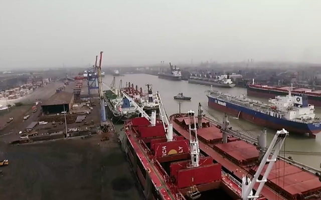 haunted The Kolkata Dockyard