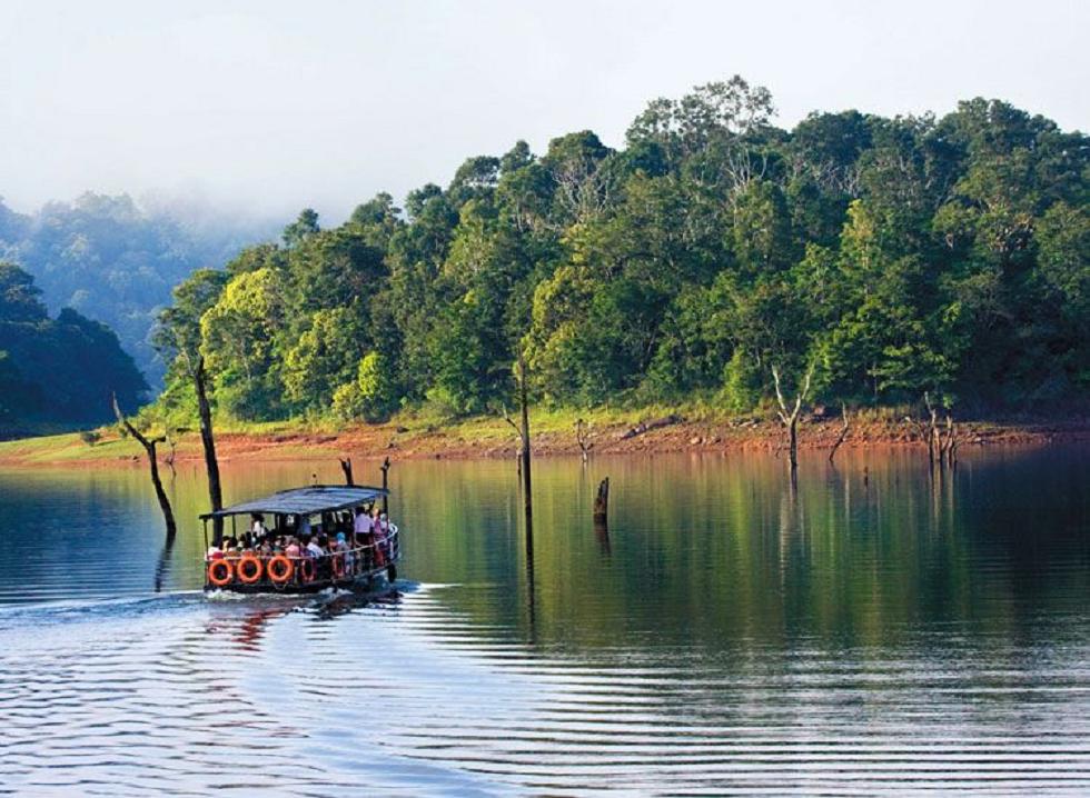 Wildlife Sanctuaries in India Periyar National Park in Thekkady