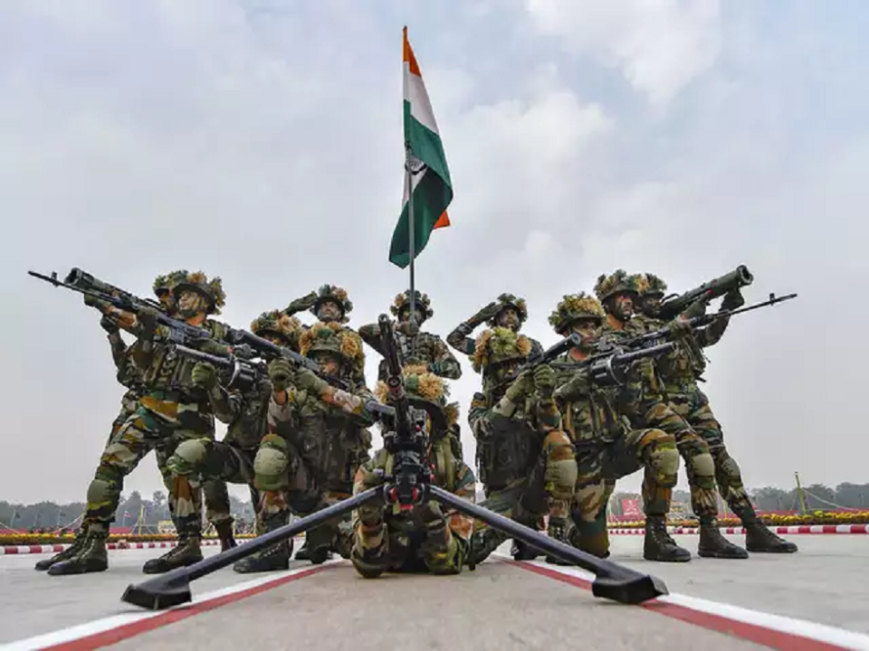 Powerful Weapons Owned by Indian Army