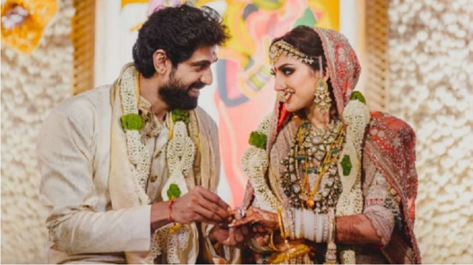 Rana Daggubati and Miheeka Bajaj Grand Wedding