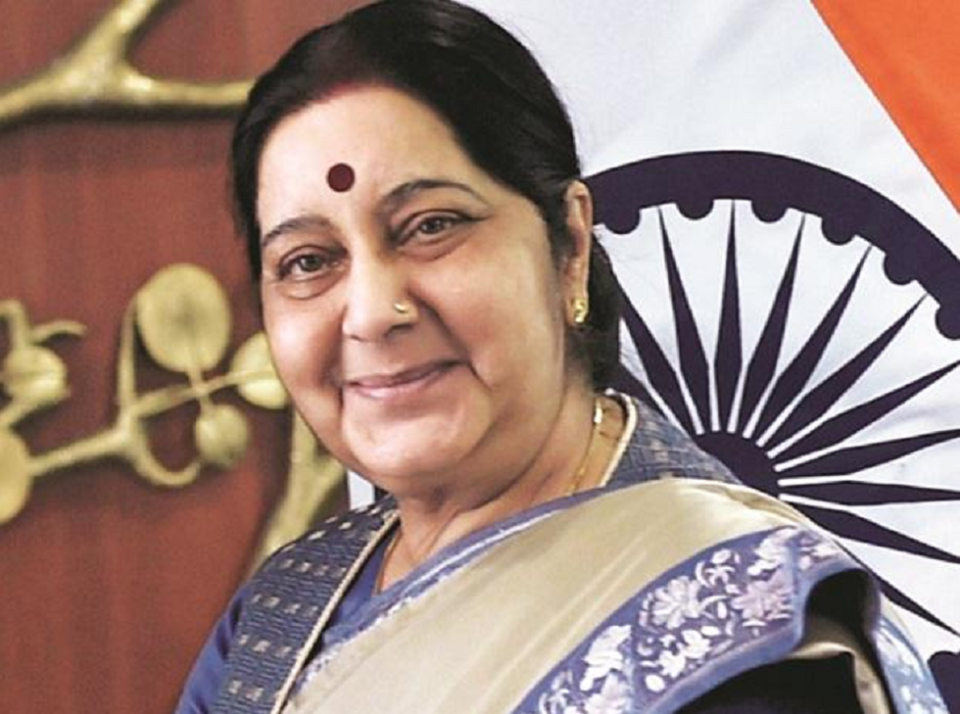 Some Lesser known Facts about Sushma Swaraj