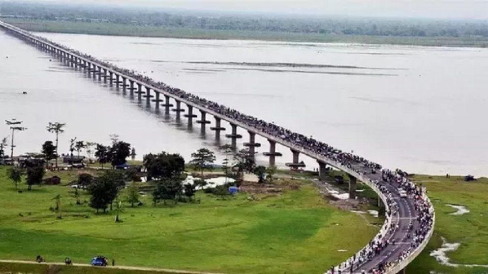 longest bridge in india