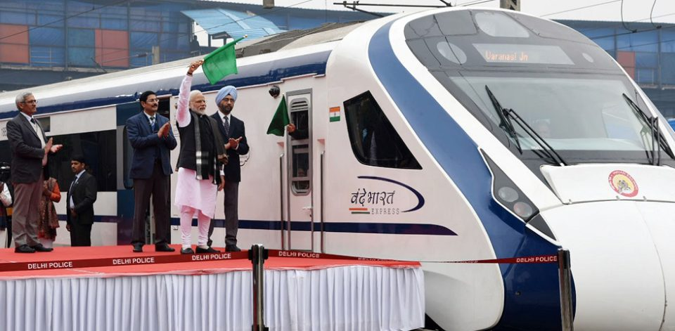 Fastest Train in India