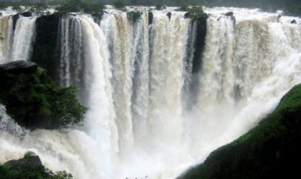 Highest Waterfall in India Kunchikal Falls