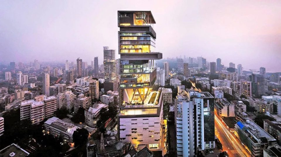 Most Expensive Houses In India