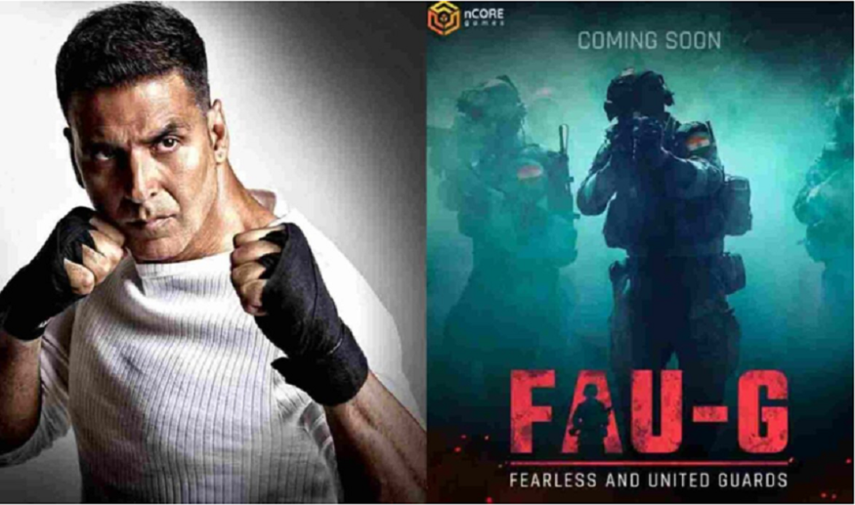 FAUG Game launch in India