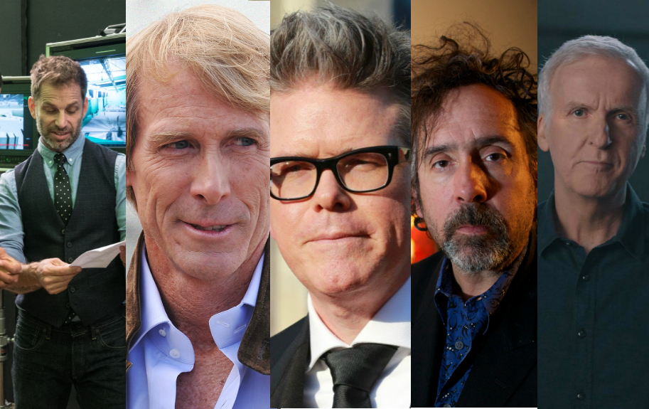 best hollywood directors