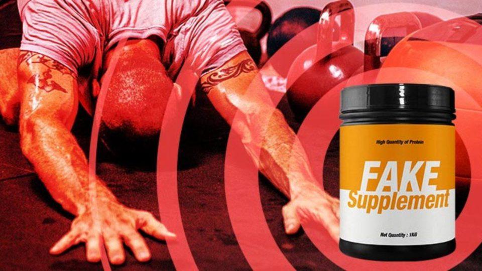 Fake Health Supplements