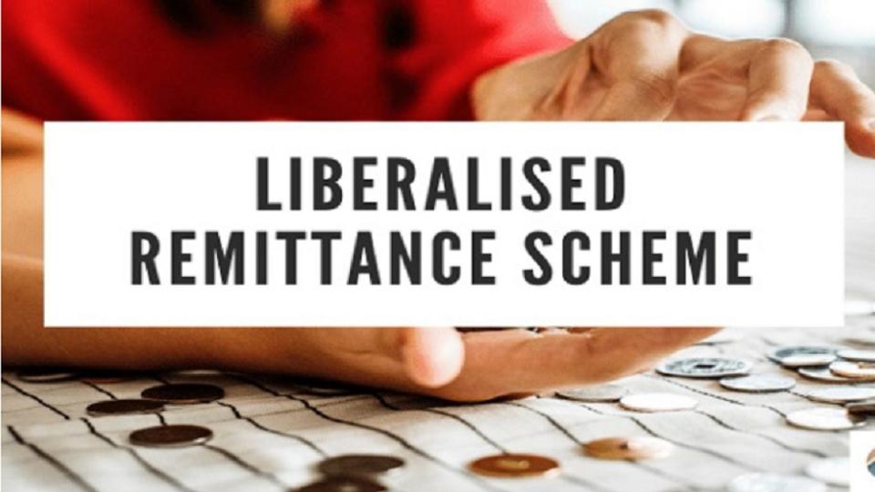 Liberalised Remittance Scheme