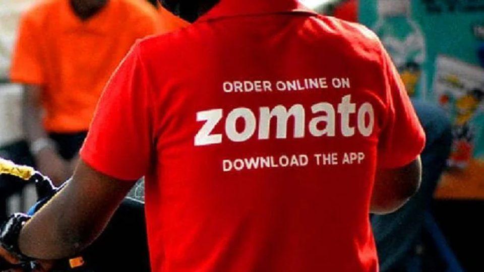 Zomato IPO Listing