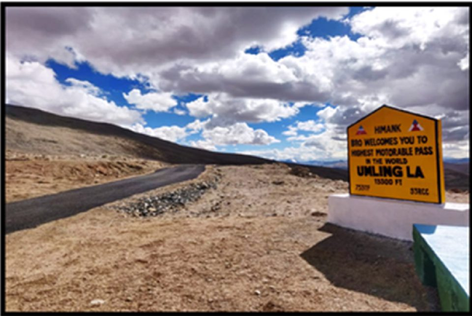 Umlingla Pass