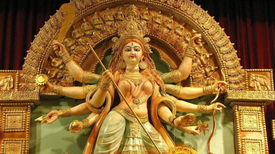 Famous Durga Puja in Kolkata